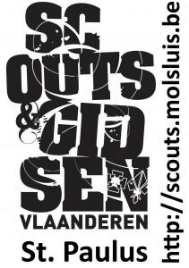 Logo scouts Sint Paulus